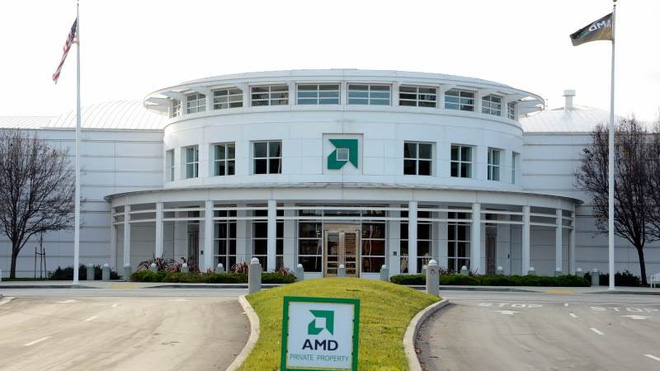 AMD stops technology transfer with Chinese partner - Photo 1.