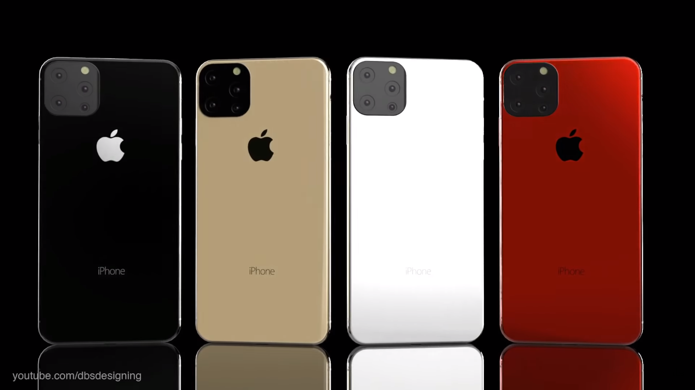 Sforum - Latest technology information page 2019-05-30-18 Admire the beautiful iPhone 11 concept that everyone wishes