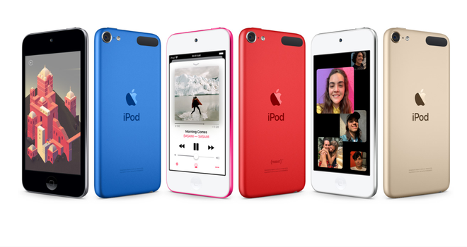 Apple launched the new iPod Touch with A10 Fusion chip and upgraded its capacity, priced from 4.6 million - Photo 1.