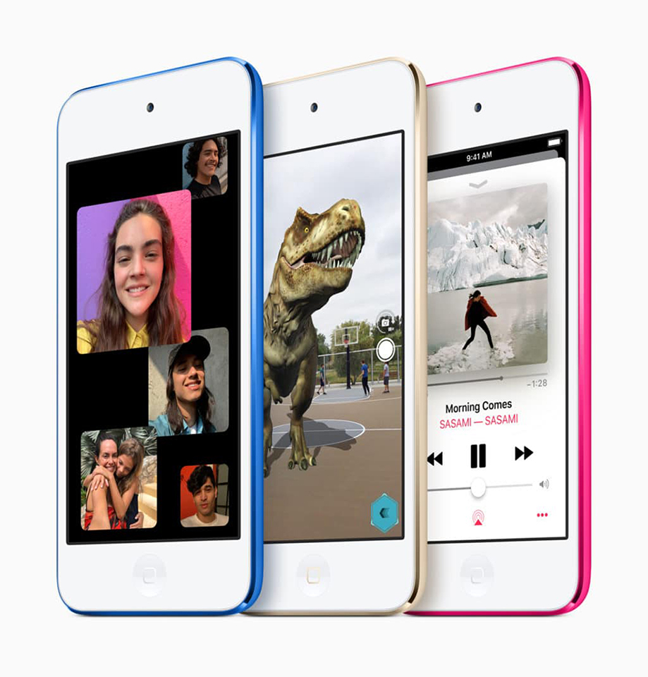 Sforum - New-apple-ipodtouch latest technology news page Apple unveiled the new iPod touch with Apple A10 Fusion chip, 256GB memory, costing only 4.6 million