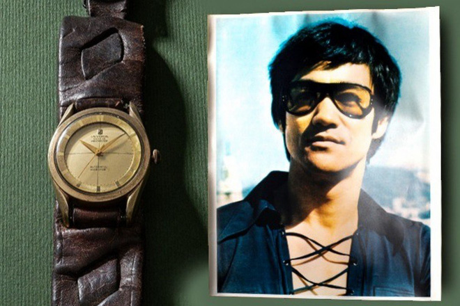 Bruce Lee's watch brought in VND 670 million after the auction in Hong Kong - Photo 1.