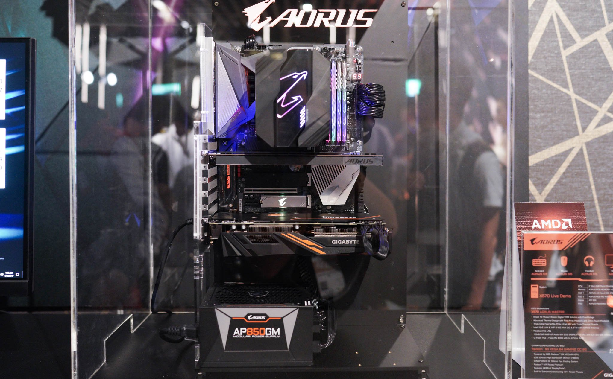 # Computex19: GIGABYTE launches the PCIe 4.0 ecosystem on Ryzen 3rd generation platform, 15 GB / s SSD