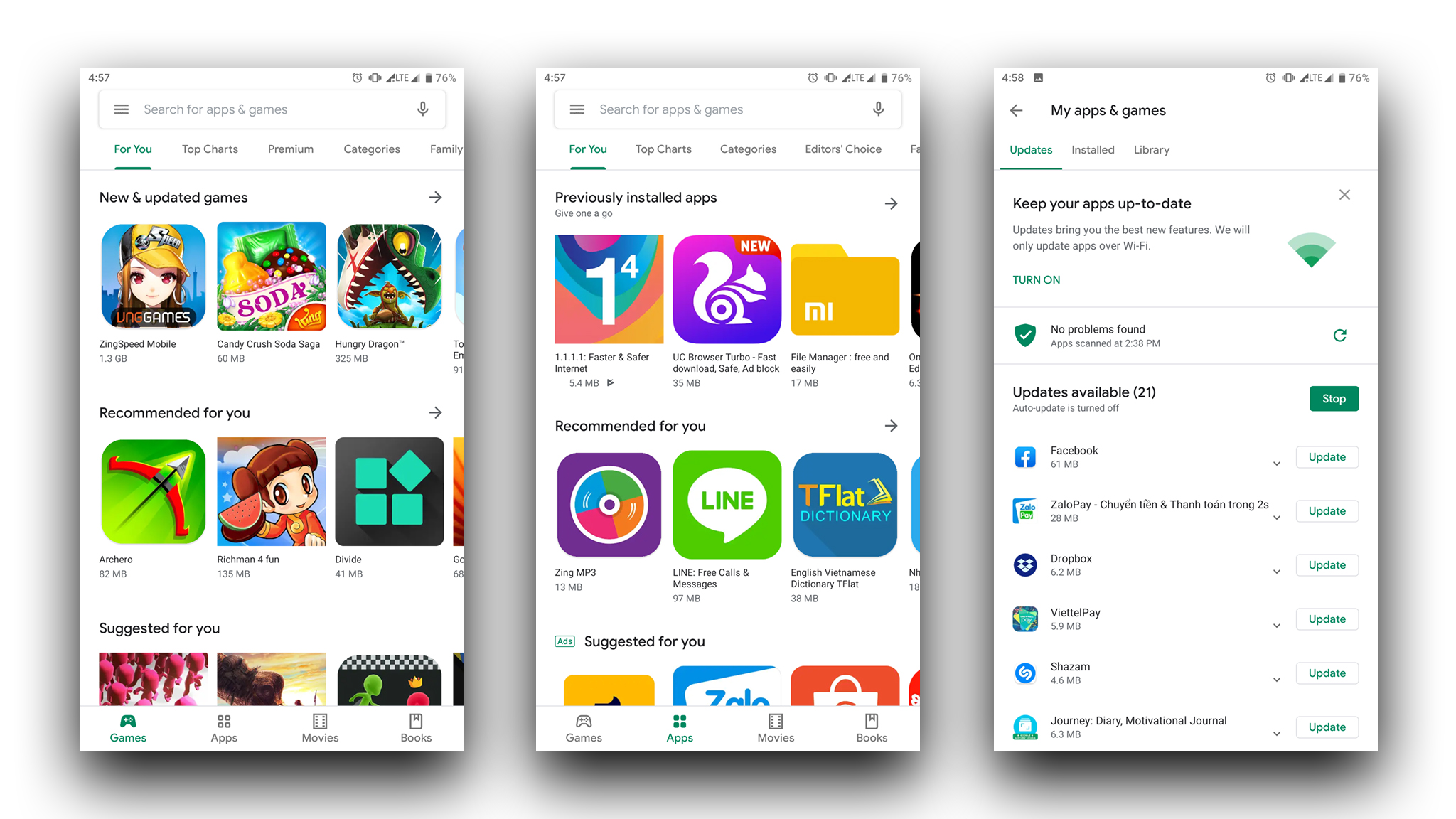 Sforum - The latest technology information page CH-Play-new Google officially released a new Material interface for CH Play, this is how to update