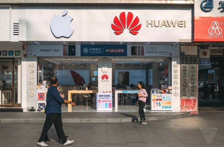 """If China """"responds"""" to the Trump administration, Apple may lose up to 29% of its profits - VnReview"""