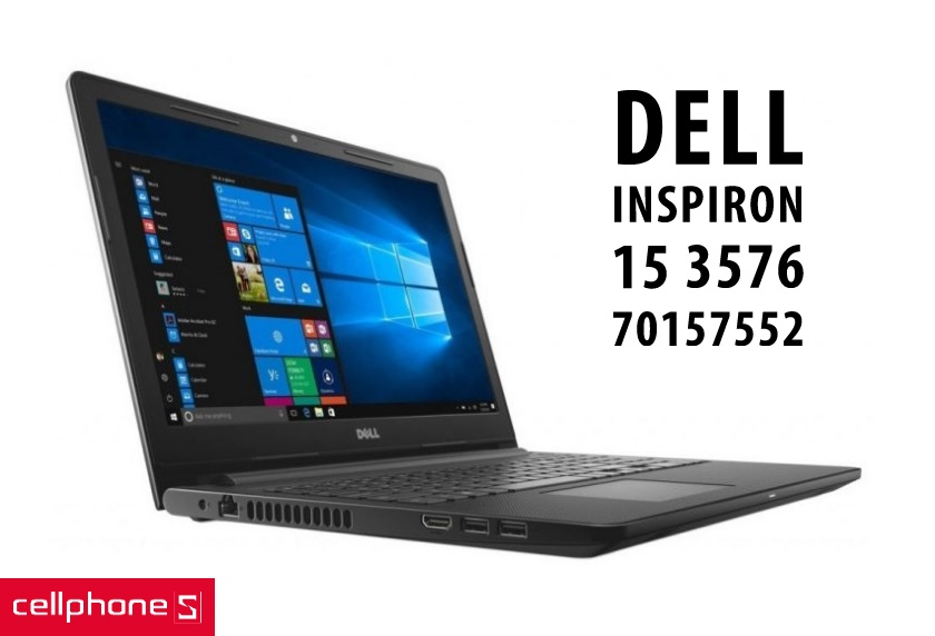 Sforum - Latest technology information page dell-inspiron-3576-1 Inspiron 15 3576: Dell laptop worth buying for the price of VND 14 million!