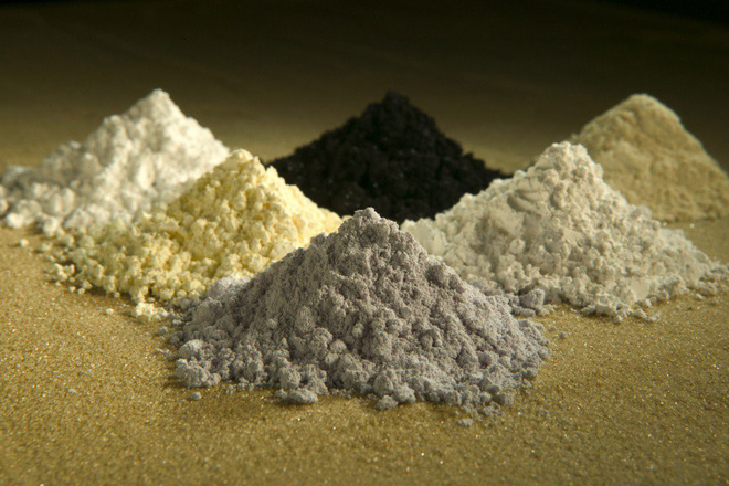 Listen to an expert explaining that Rare Earth is not as rare as the name - Photo 1.