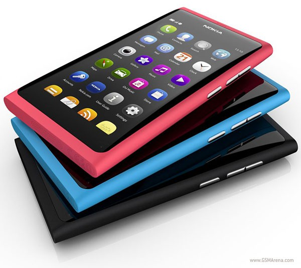 Look back at Nokia N9, smartphone ahead of its time with gesture navigation and camera on the bottom edge - Photo 1.