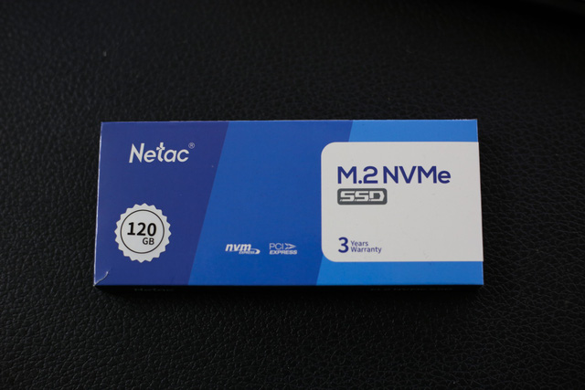 Netac N930E - SSD is a reasonably priced standard M.2 NVMe for gamers - Photo 1.