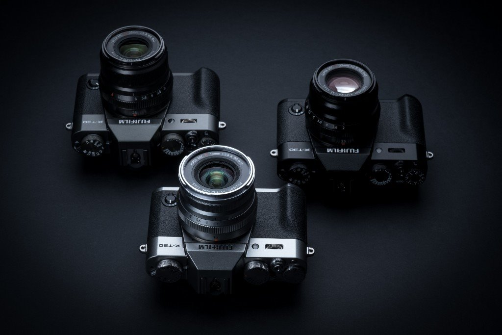 New innovations are worth the new Fujifilm X-T30 camera