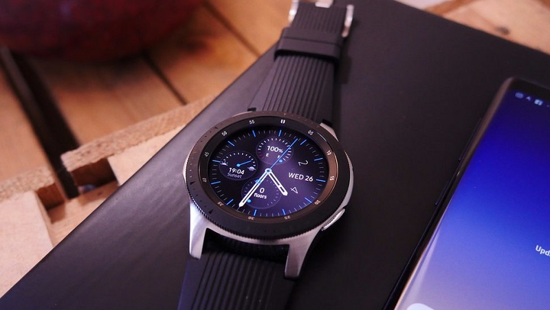 Sforum - The next generation of Watch-1 Galaxy Watch technology information page will have 5G version