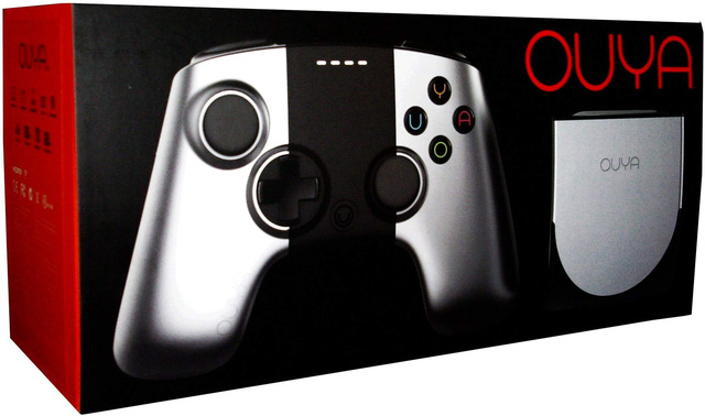 Ouya's era of domination - The mobile game warrior device is over - Photo 1.