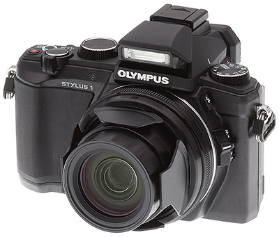 Quick review Olympus Stylus 1 camera