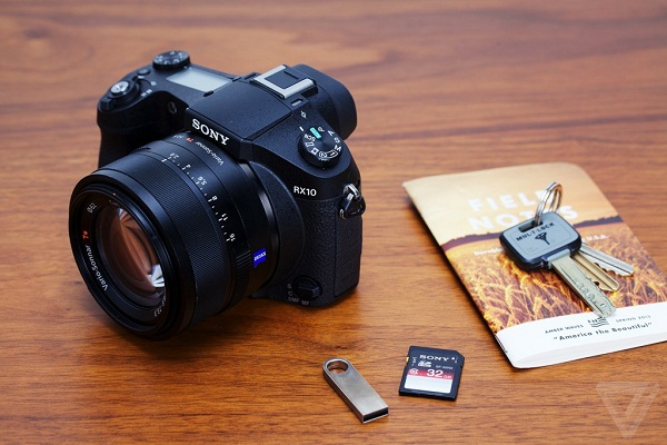 Quick review of Sony RX10 camera