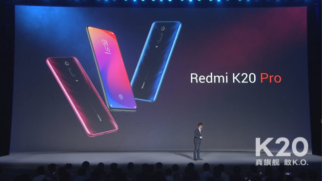 Redmi K20 / K20 Pro launched, Snapdragon 855, 3 rear cameras, 48MP main cam, fingerprint sensor in the screen, priced from 8.4 million - Photo 1.