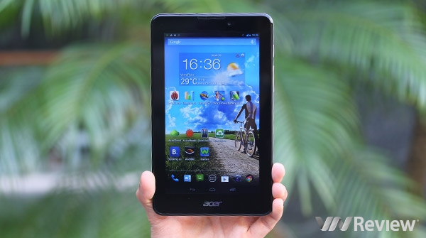 Review Acer Iconia Tab 7 tablet