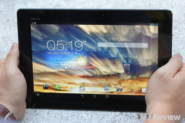 Review Asus MeMO Pad FHD 10 tablet