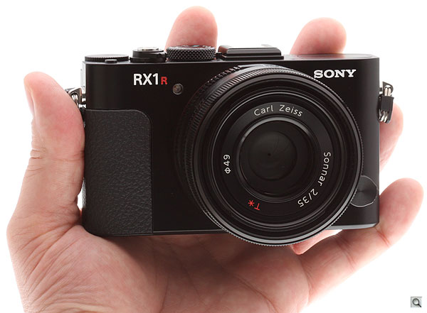 evaluate Sony RX1R