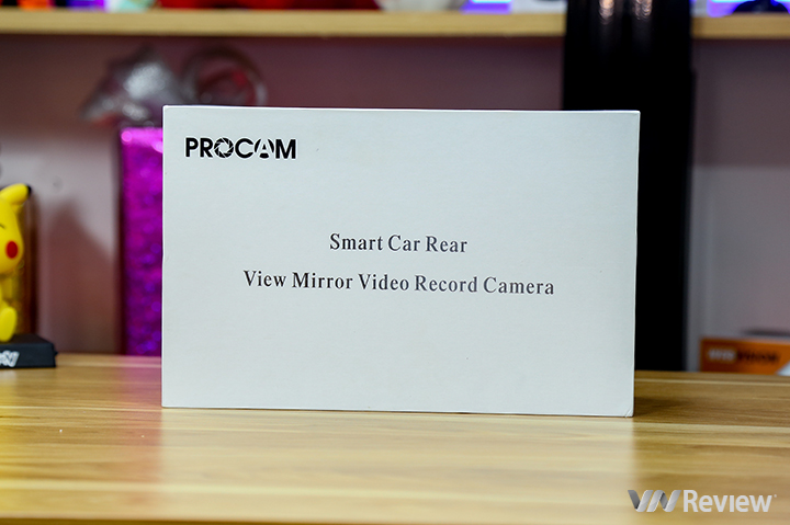 Review of T98 X journey camera Procam: price 5.9 million, enough demand - VnReview
