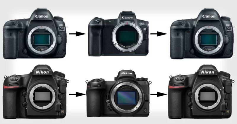 Ricoh believes that mirrorless camera users will return to DSLR within 1-2 years