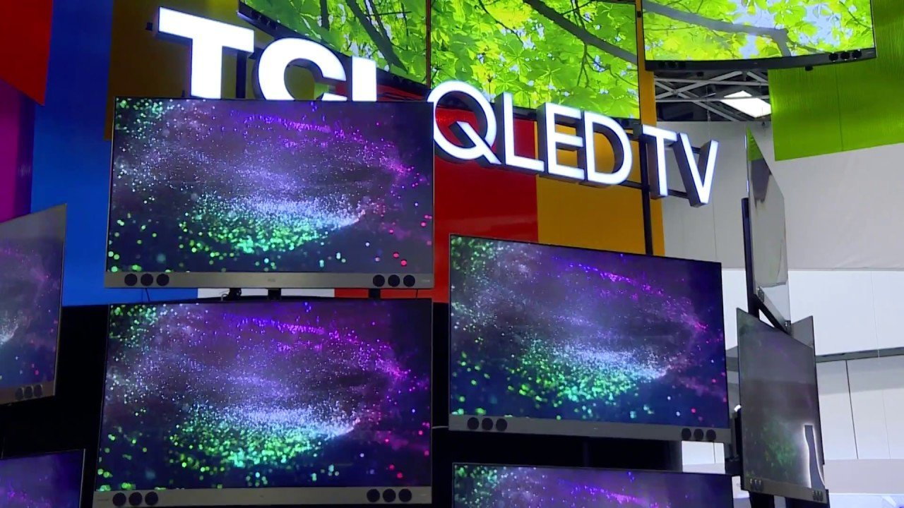 Samsung QLED beat the annual sales of OLED TVs combined in the first quarter - VnReview