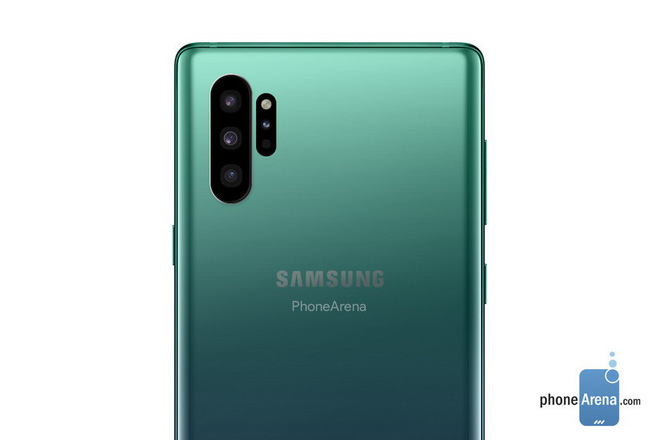 Samsung does not update the camera on the Galaxy Note 10, to save technology for Galaxy S11 - Photo 1.