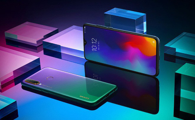 Lenovo Z6 Lite launches: Snapdragon 710, 3 cameras, 4050mAh battery, price from 3.7 million VND - Photo 1.