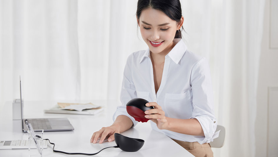 Sforum - Information page of the latest technology acupressure-massager-3- Xiaomi launches a reflexology massage machine, priced at VND 420,000