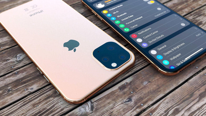 iPhone 2020 will have Touch ID to display your image 1