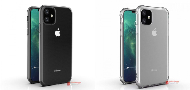 iPhone XR 2019 photo rendering with dual-square camera, colors soothing like iPhone XS - Photo 1.