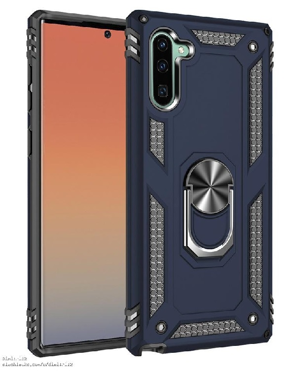 Sforum - Galaxy-note-10-case latest technology information page Add images confirming the beautiful and irresistible design of the upcoming Galaxy Note 10