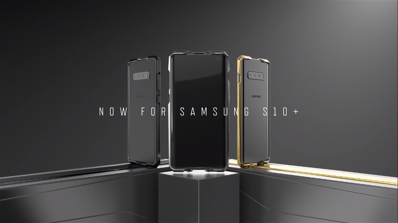 Sforum - Latest technology information page 2019-06-04-30 Admire the Titan back cover for 30 million exclusively for Galaxy S10 +