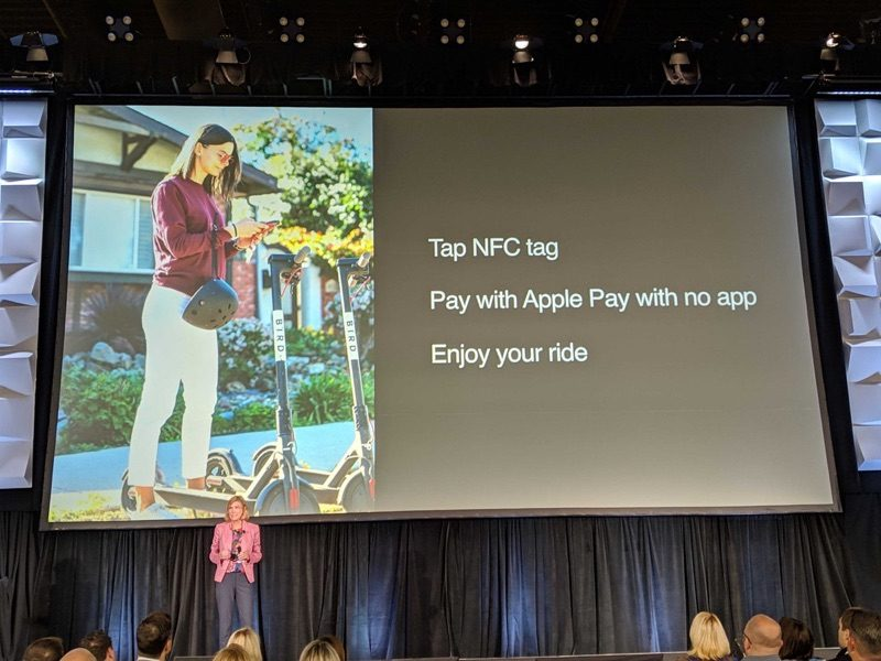 Apple extends NFC features on iOS13