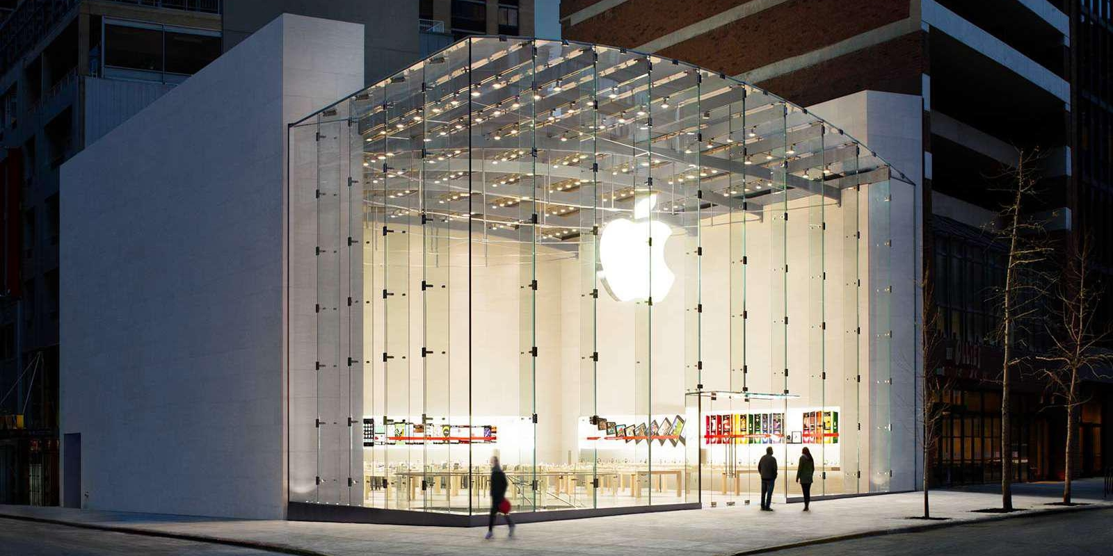 Sforum - Latest information technology applestore Apple is preparing to open a store at Jewel complex - Singapore