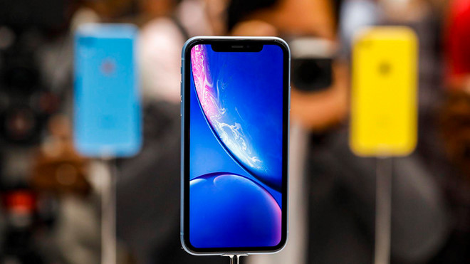 The latest Apple iPhone in the year 2019 will be taking the picture 1