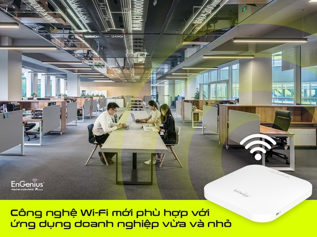 Day 6.6: EnGenius brand launches 6th generation Wi-Fi - Photo 1.