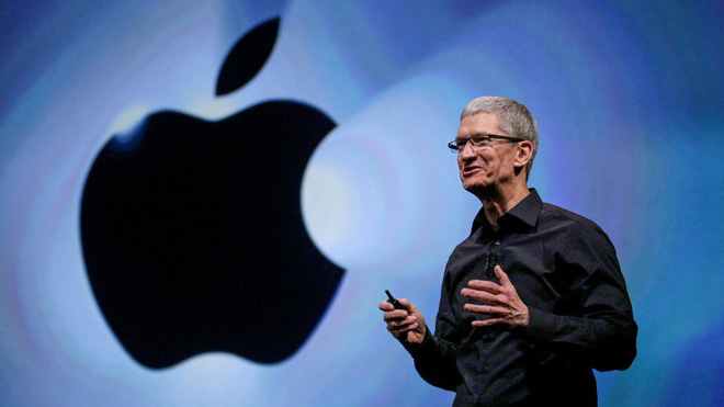 CEO Tim Cook has no fear that China will impose heavy taxes on the iPhone - Photo 1.