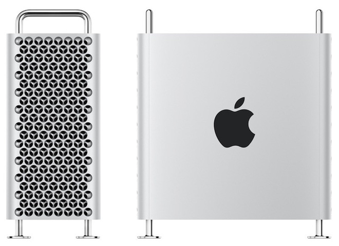 New Mac Pro launches: Easy-to-upgrade honeycomb case, 28-core Xeon chip, 1.5TB RAM, 1400W source, from $ 5999 - Photo 1.