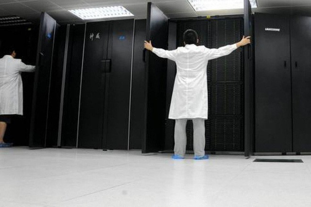 China failed to win the nation's fastest supercomputer in the world - Photo 1.