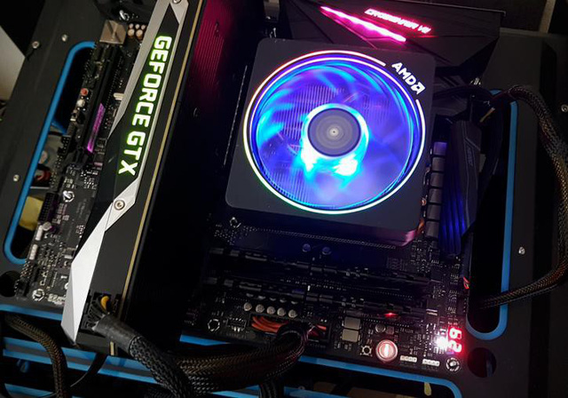 Computer configuration is about 20 million perfect for gamers to practice streamer - Photo 1.