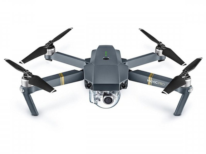 DJI announced plans to assemble drones in California to appease US security concerns - Photo 1.