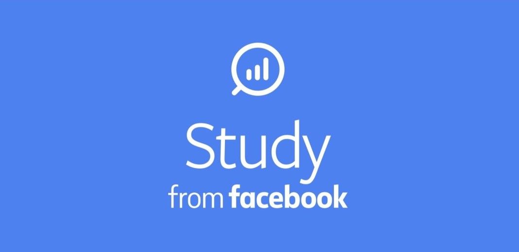 study from facebook to buy user data