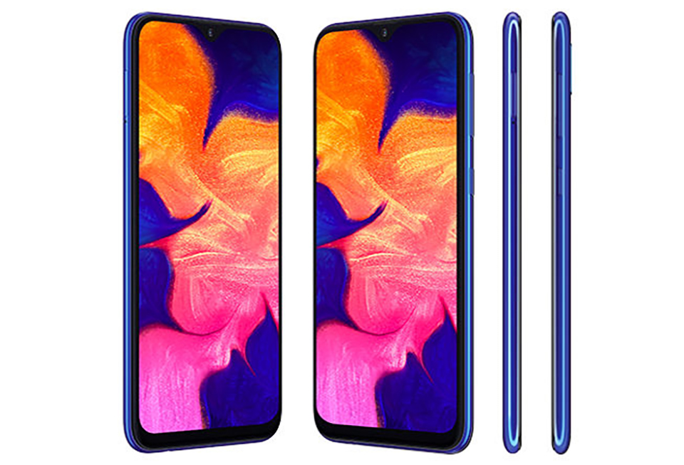 Sforum - Latest technology information page Samsung-Galaxy-A10e-ra-mat-1 Galaxy A10e launched: Screen Infinity-V, Exynos 7884, 3,000 mAh battery, only from 4.1 million