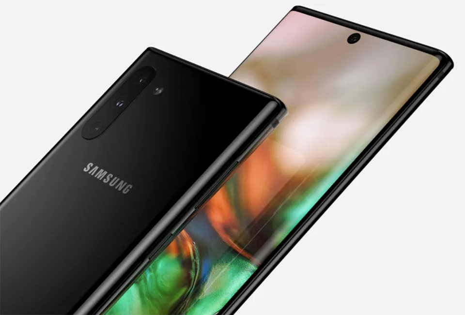 Sforum - The latest technology information Galaxy-note-10-cam-bien-tof Galaxy Note 10 will have 2 ToF sensors: Remove fonts