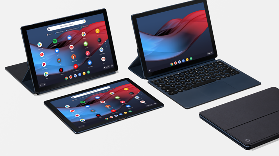 Sforum - The latest technology information page Google-Pixel-Slate-Pesquisa-Google Google abandoned the Pixel Slate tablet line, shifting its focus to the laptop market?
