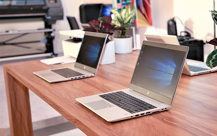 "HP is committed to warranty laptops in the ""next business day"" in Vietnam - VnReview"