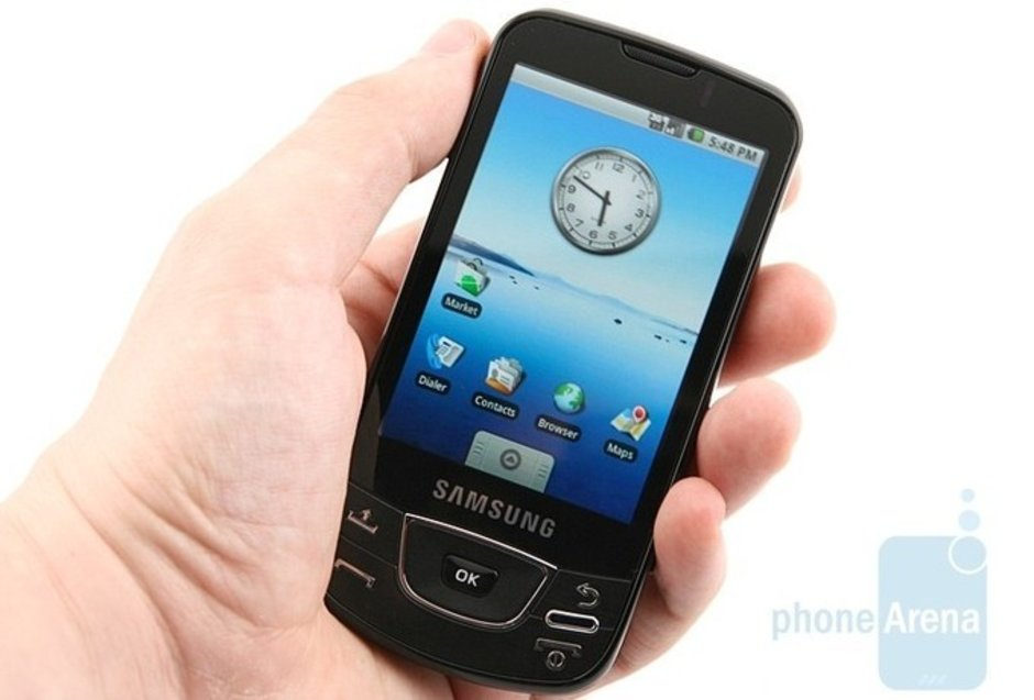 The Samsung Galaxy, launched ten years ago today