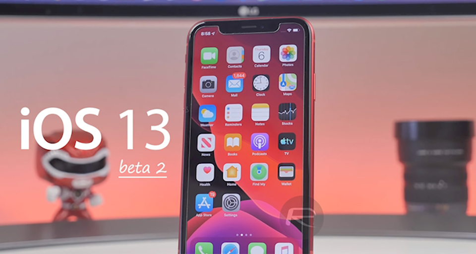 Sforum - Latest technology information page Do-toc-do-1-1 Passing iOS 13 beta 2 and iOS 12.3.1 on iPhone 6s to iPhone 8, will the new iOS run faster?