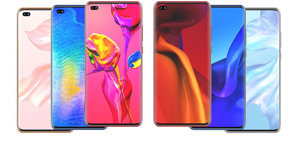 Sforum - Latest technology information page Huawei-Mate-30-Pro-concept-1 Huawei Mate 30 Pro will have 90Hz screen, 4 quality rear cameras