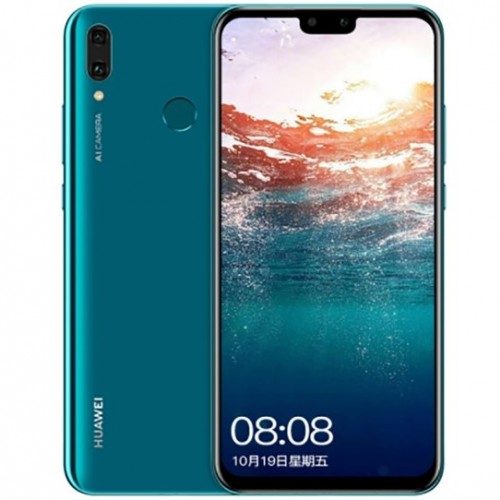 Sforum - Latest technology information page Nova-5i-Pro-render Huawei Nova 5i Pro will have a perforated screen, 4 square back cameras like Mate 20 Pro