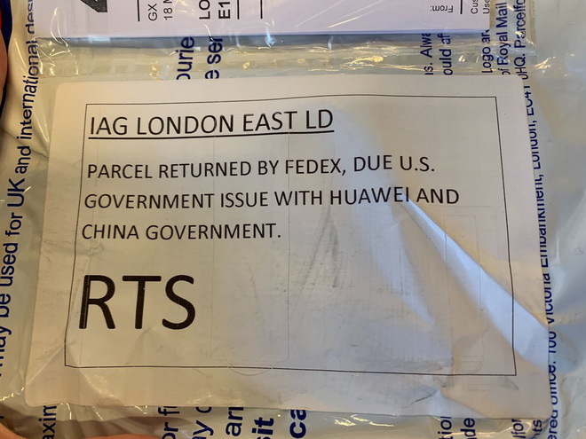 Huawei phones are rejected by a famous carrier to ship to the US - Photo 1.
